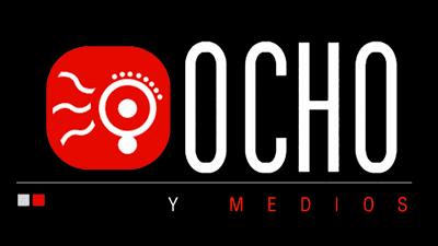 Logo de Ocho y Medios