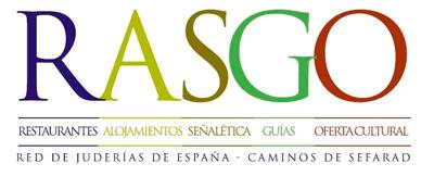 Logo RASGO, red de juderias de españa